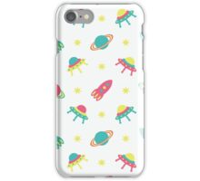 Kids cosmos cute pattern iPhone Case/Skin