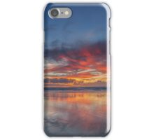 Sunrise is the best time of the day :) iPhone Case/Skin