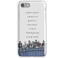 BTS phone case #13 iPhone Case/Skin