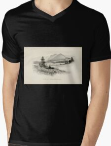 Southern wild flowers and trees together with shrubs vines Alice Lounsberry 1901 160 Grandfather Mountain Mens V-Neck T-Shirt