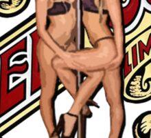 Velo Dancer Sticker