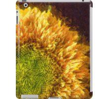 Sunflower Pencil iPad Case/Skin