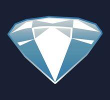 blue jewell opal diamond One Piece - Long Sleeve