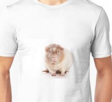 Sweet red guinea pig Unisex T-Shirt