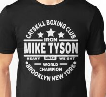 Mike Tyson, Catskill Boxing Club Unisex T-Shirt