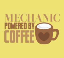 MECHANIC powered by coffee One Piece - Short Sleeve