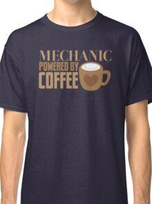 MECHANIC powered by coffee Classic T-Shirt