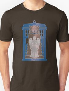 Doctor Who silhouettes Unisex T-Shirt