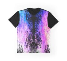 A Burst Of Colour - Innovative Pattern Graphic T-Shirt