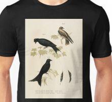 Bilder atlas zur Wissenschaftlich populären Naturgeschichte der Vögel in ihren sämmtlichen Hauptformen Leopold Joseph Fitzinger 1864 046 Unisex T-Shirt