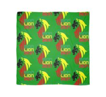 Reggae Rasta Iron, Lion, Zion 2 Scarf