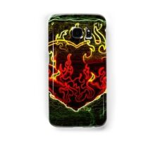 Heavy Metal Heart Samsung Galaxy Case/Skin