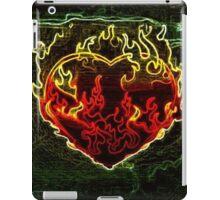 Heavy Metal Heart iPad Case/Skin