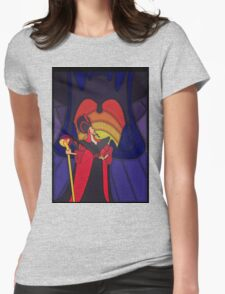 The most trusted advisor - stained glass villains Womens Fitted T-Shirt