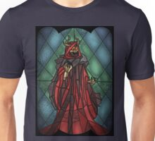 King of the undead - Stained Glass Villains Unisex T-Shirt