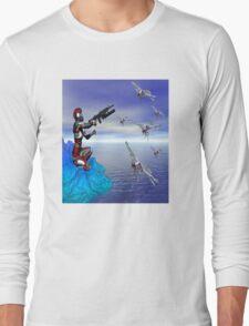Alien Planet Long Sleeve T-Shirt