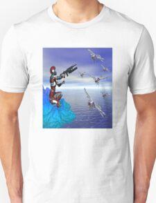 Alien Planet Unisex T-Shirt