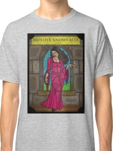 Trust mother - stained glass villains Classic T-Shirt