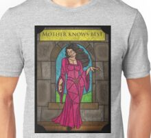 Trust mother - stained glass villains Unisex T-Shirt