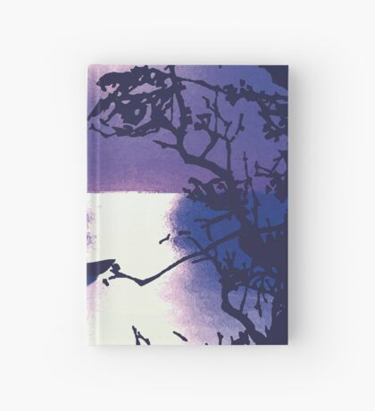 TWILIGHT FACE Hardcover Journal
