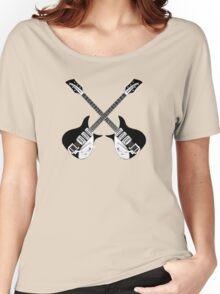 Rickenbacker Guitars Women's Relaxed Fit T-Shirt