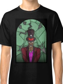 Voodoo Doctor - stained glass villains Classic T-Shirt