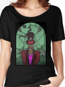 Voodoo Doctor - stained glass villains Women's Relaxed Fit T-Shirt
