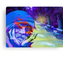 Homelessness Canvas Print