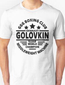 Gennady Golovkin Boxing Club T-Shirt