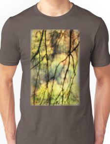 Abstract Trees Unisex T-Shirt