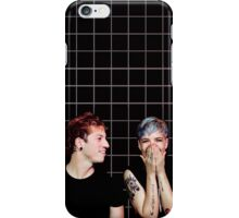 Josh & Halsey iPhone Case/Skin