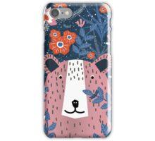 Bear Garden iPhone Case/Skin