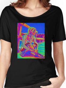 Blue Sky Women's Relaxed Fit T-Shirt