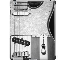 Fender Telecaster Monochrome iPad Case/Skin
