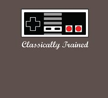 Classically Trained in the Art of NES Unisex T-Shirt