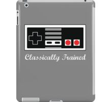 Classically Trained in the Art of NES iPad Case/Skin