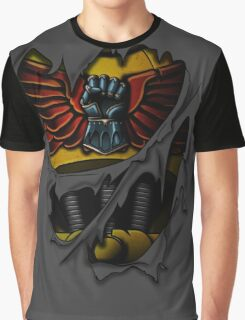 Imperial Fists Armor Graphic T-Shirt