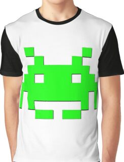 Invader Graphic T-Shirt