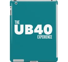 UB 40  iPad Case/Skin