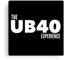 UB 40  Canvas Print