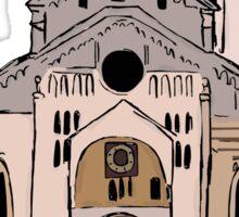 Verona Cathedral Sticker