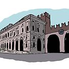 Gran Guardia Palace,Verona by Logan81