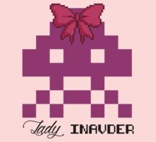 Lady Invader Kids Tee