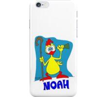 Rick the chick & Friends - Noah iPhone Case/Skin