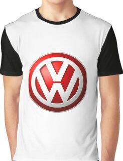 Volkswagen Logo Graphic T-Shirt