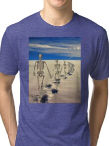 Sands of Time Tri-blend T-Shirt