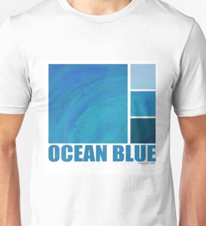 Ocean Blue Unisex T-Shirt