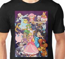 Smash Sisters Unisex T-Shirt