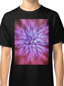 Abstract Flower Classic T-Shirt