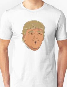 Donald Trumphole - Donald Trump Parody Stickers T-Shirt